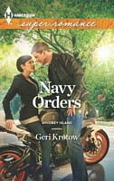 REVIEW:  Navy Orders by Geri Krotow