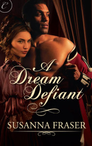 JOINT REVIEW:  A Dream Defiant by Susanna Fraser