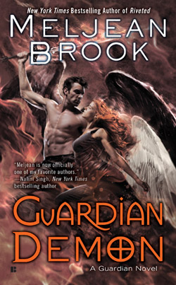 #Giveaway: 2 Copies of Meljean Brook's Guardian Series