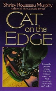 Cat on the Edge Shirley Rousseau Murphy