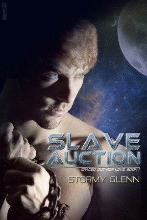 REVIEW:  Slave Auction: Spaced Out for Love by Stormy Glenn