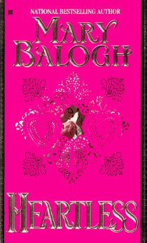REVIEW:  Heartless by Mary Balogh