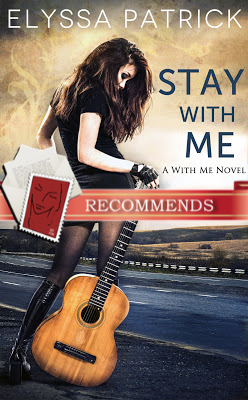 REVIEW:  Stay With Me by Elyssa Patrick