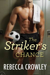 REVIEW:  The Striker's Chance by Rebecca Crowley