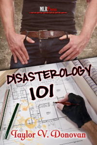 REVIEW:  Disasterology 101 by Taylor V.Donovan