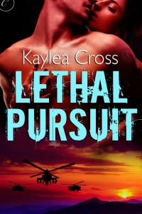 REVIEW:  Lethal Pursuit by Kaylea Cross