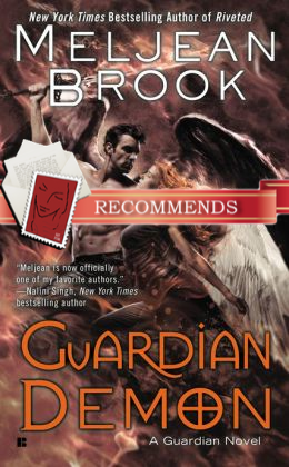 August Book Club Chat: Guardian Demon by Meljean Brook