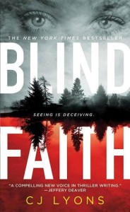 Blind Faith CJ Lyons