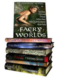 Faery Worlds - Six Complete Elle Casey