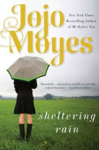 Sheltering Rain Jojo Moyes