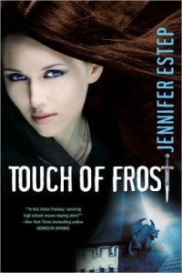 Touch of Frost (Mythos Academy)  by Jennifer Estep