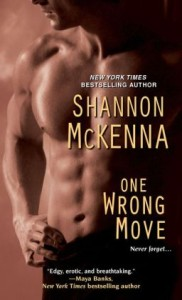One Wrong Move (McClouds & Friends) Shannon McKenna