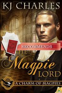 REVIEW: The Magpie Lord (A Charm of Magpies 1) by KJ Charles