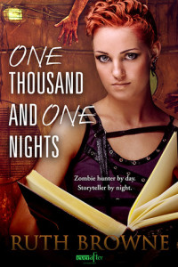 REVIEW:  One Thousand and One Nights by Ruth Browne