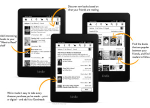 Wednesday News: New Kindle Paperwhite; Amazon bundles print and digital; Fore-edge painting