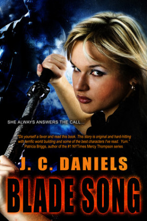 REVIEW:  Blade Song by J.C. Daniels