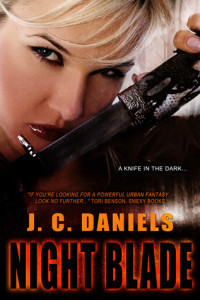Night Blade (Colbana Files #2) by J.C. Daniels