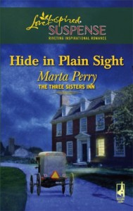 Hide in Plain Sight (Harlequin Suspense) by Marta Perry