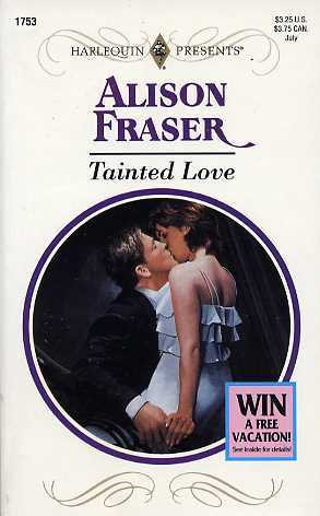 REVIEW:  Tainted Love by Alison Fraser