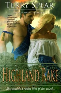 Highland Rake by Terry Spear