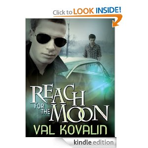 REVIEW:  Reach For the Moon by Val Kovalin