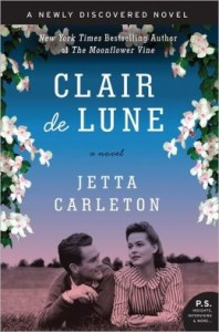 Clair de Lune: A Novel by Jetta Carleton