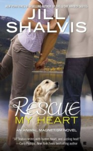 Rescue My Heart (Animal Magnetism Series #3)      by     Jill Shalvis