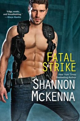 REVIEW:  Fatal Strike by Shannon McKenna