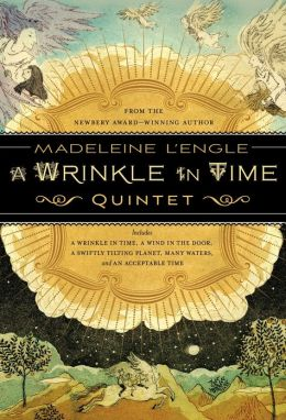 Daily Deals: Wrinkle in Time Quintet, Inspie romance, YA, and female rocker bio