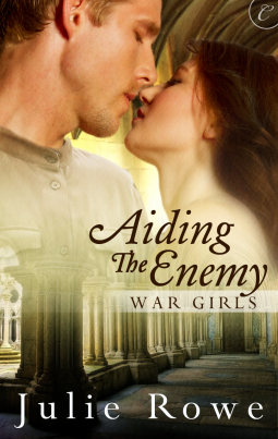 REVIEW:  Aiding the Enemy by Julie Rowe