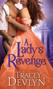 Lady's Revenge Tracey Devlyn