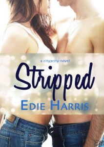 STripped Edie Harris