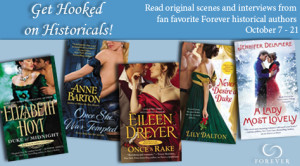 Exclusive: Historical Hookups by Eileen Dreyer