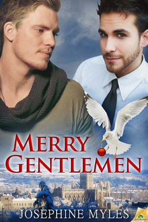 REVIEW:  Merry Gentlemen by Josephine Myles
