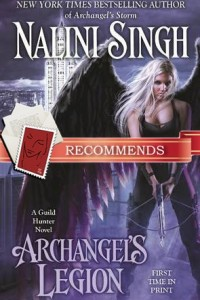 REVIEW:  Archangel's Legion by Nalini Singh