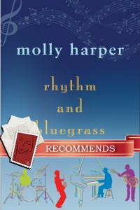 REVIEW:  Rhythm and Bluegrass by Molly Harper