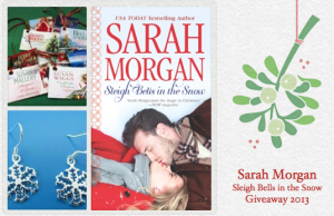Sarah Morgan Giveaway