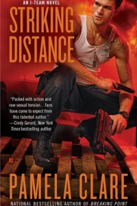 REVIEW:  Striking Distance by Pamela Clare