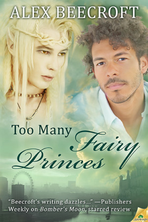 REVIEW:  Too Many Fairy Princes by Alex Beecroft