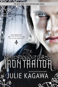 REVIEW:  The Iron Traitor  by Julie Kagawa