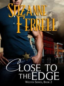 Close To The Edge Suzanne Ferrell