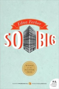 So Big by Edna Ferber