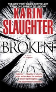 Broken by Karin Slaughter