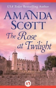 The Rose at Twilight by Amanda Scott