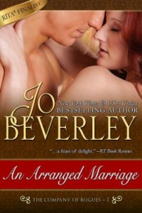 An Arranged Marriage (The Company of Rogues Series, Book 1)  by Jo Beverley