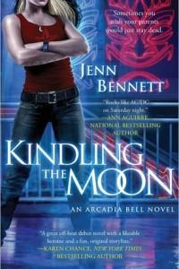 REVIEW:  Kindling the Moon by Jenn Bennett