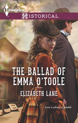 REVIEW:  The Ballad of Emma O'Toole by Elizabeth Lane