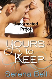 REVIEW:  Yours to Keep by Serena Bell