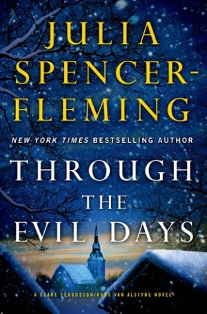 REVIEW:  Through the Evil Days by Julia Spencer-Fleming