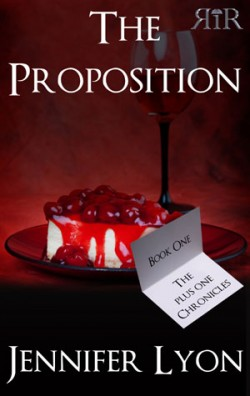REVIEW:  The Plus One Chronicles: The Proposition, Possession, Obsession by Jennifer Lyon